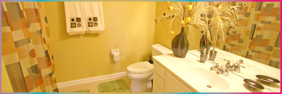 Mejores colores para pintar aseos y ba os - Pinturas especiales para paredes ...