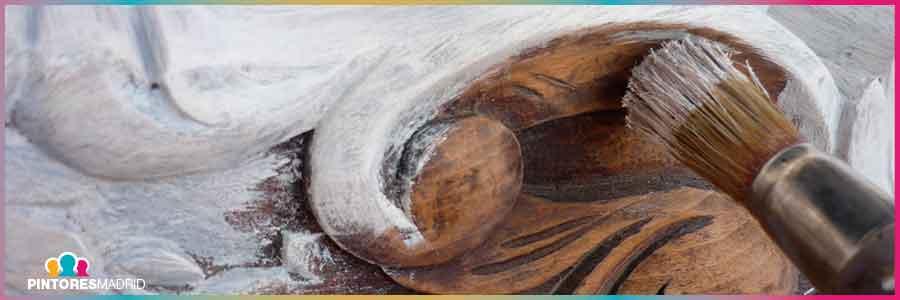 Imprimación madera o fibra